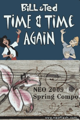 Thumbnail 1 for Bill & Ted - Time & Time Again